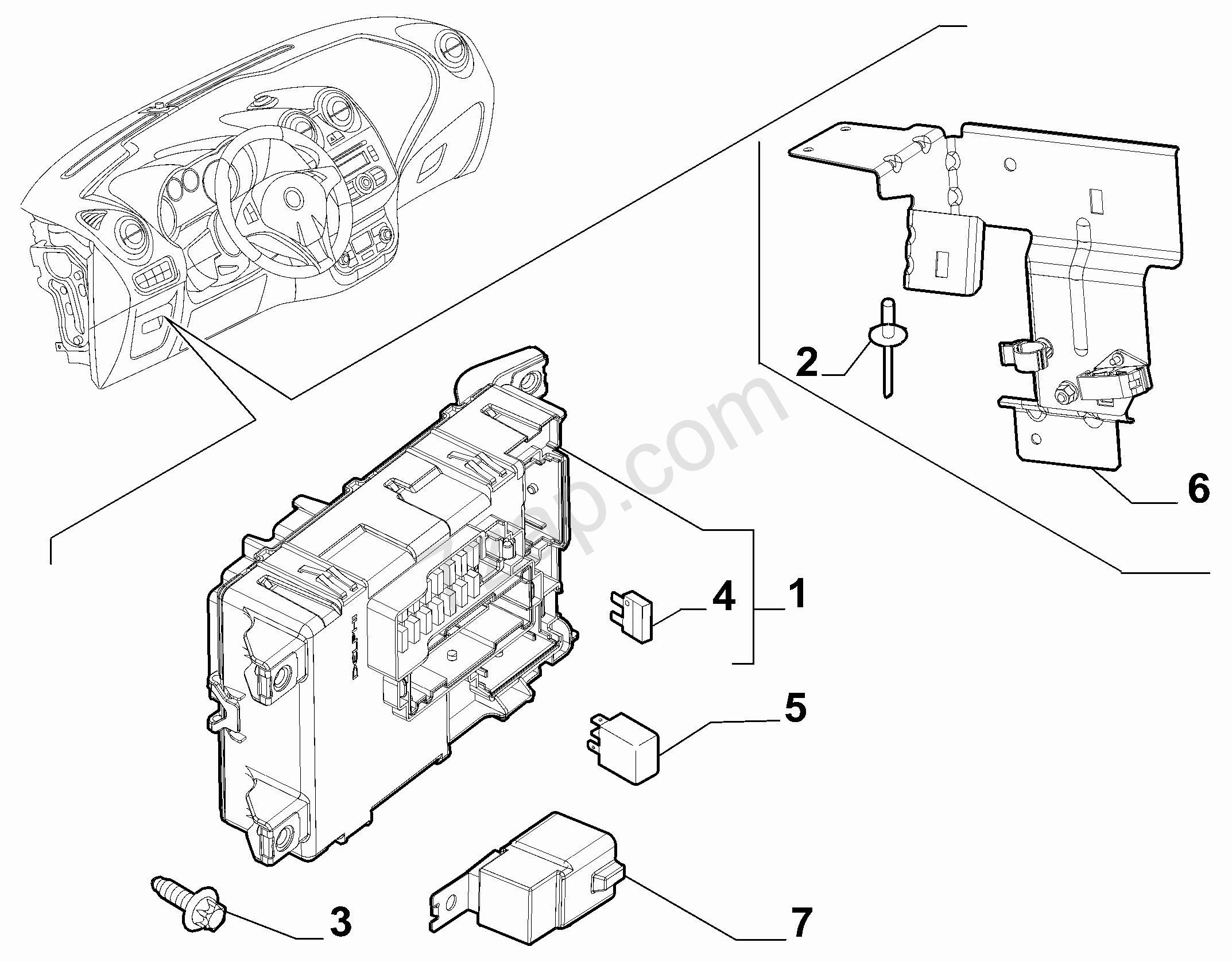 alfa romeo mito fuse diagram honda aquatrax engine diagram
